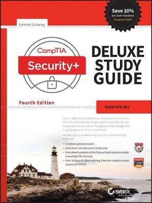 CompTIA Security+ Deluxe Study Guide by Emmett Dulaney