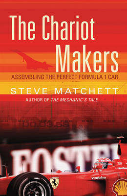 The Chariot Makers by Steve Matchett image