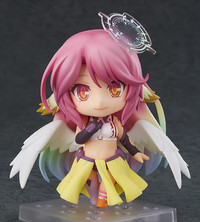 No Game No Life: Nendoroid Jibril - Articulated Figure