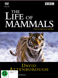 The Life of Mammals - The Complete Series on DVD