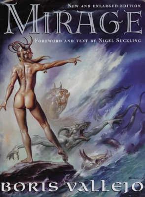 Mirage by Boris Vallejo