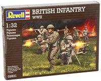 Revell British Infantry WWII 1/32 Model Kit