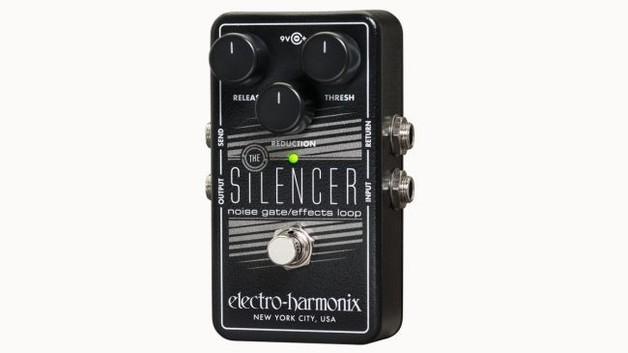 Silencer Noise gate/effect loop