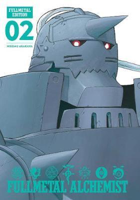 Fullmetal Alchemist: Fullmetal Edition, Vol. 2 by Hiromu Arakawa