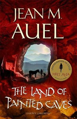 The Land of Painted Caves (Earth's Children #6) (UK Ed.) by Jean M Auel