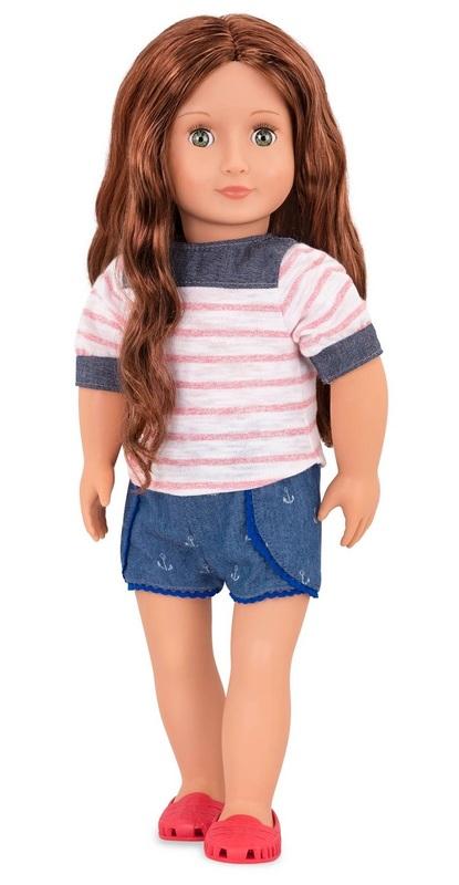 """Our Generation: 18"""" Regular Doll - Shailene"""