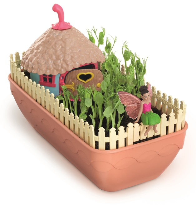 My Fairy Garden - Kitchen Garden