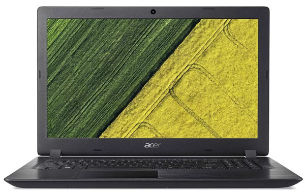 """Acer Aspire 15.6"""" Celeron 2.4GHz 4GB RAM 500GB HDD Win10 Home image"""