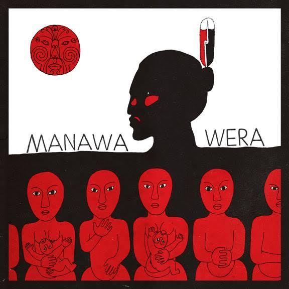 Manawa Wera by Ria Hall