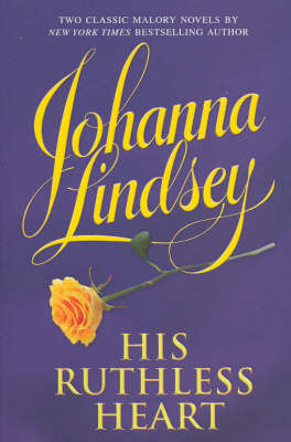His Ruthless Heart by Johanna Lindsey image