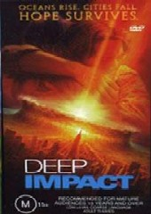 Deep Impact on DVD