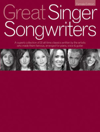 Great Singer Songwriters - Female Edition image