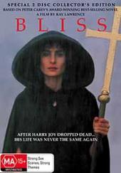 Bliss (2 Disc) on DVD