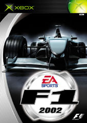 F1 2002 for Xbox