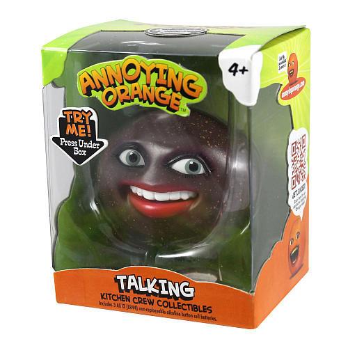 Annoying Orange Talking Figure - Passion Fruit (wave 1) image
