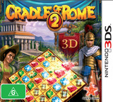 Cradle of Rome 2 for Nintendo 3DS