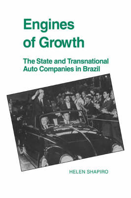 Engines of Growth by Helen Shapiro