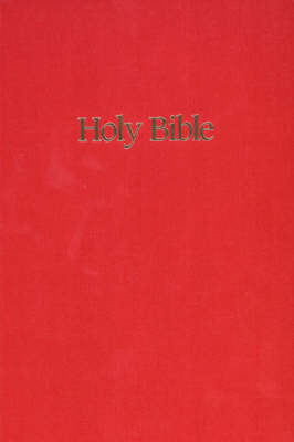 NIV Ministry/Pew Bible