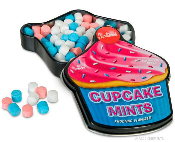 Cupcake Mints