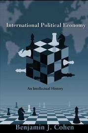 International Political Economy by Benjamin J Cohen image