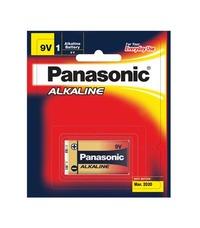 Panasonic Alkaline 9V Battery - 1 Pack