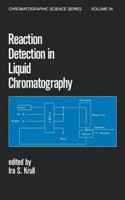 Reaction Detection in Liquid Chromatography