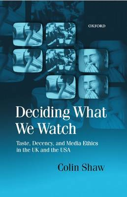 Deciding What We Watch by Colin Shaw image