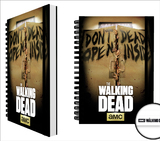 The Walking Dead A5 Notebook - Dead Inside
