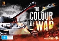 The Colour Of War Collector's Set on DVD