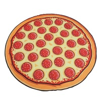 BigMouth Inc - Gigantic Pizza Towel image