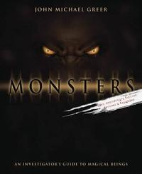 Monsters by John Michael Greer image