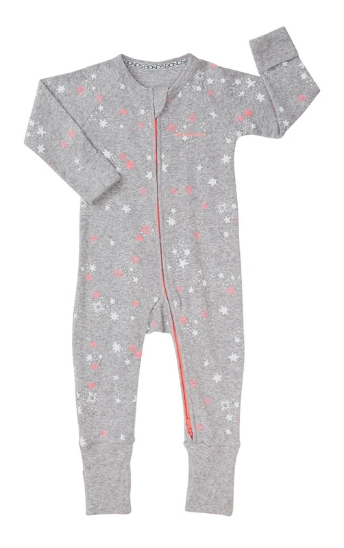 Bonds Ribby Zippy Wondersuit - Love Bird (18-24 Months)