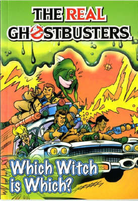 The The Real Ghostbusters by Dan Abnett image