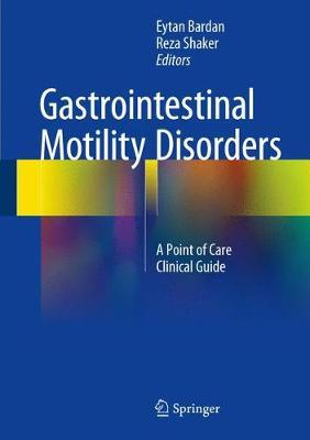 Gastrointestinal Motility Disorders