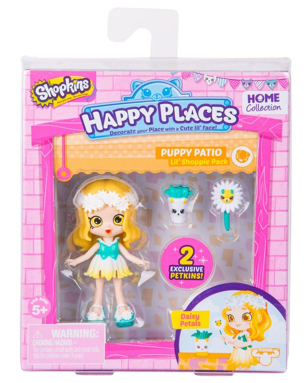 Shopkins: Happy Places - Season 2 Daisy Petals