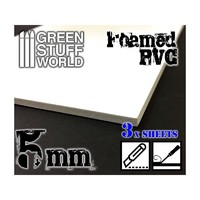 Green Stuff World Foamed PVC 5 mm