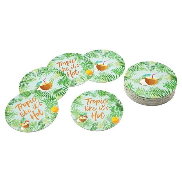 Sunnylife Coasters - Pina Colada (Set of 16)