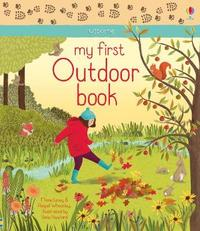My First Outdoor Book by Minna Lacey