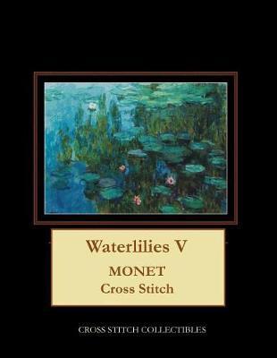 Waterlilies V by Kathleen George
