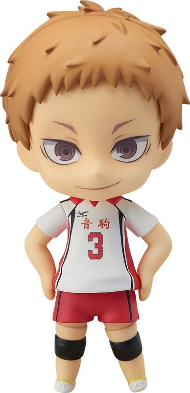 Haikyu!! Morisuke Yaku - Nendoroid Figure