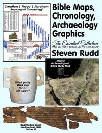 Bible Maps, Chronology, Archaeology Graphics by Steven Rudd