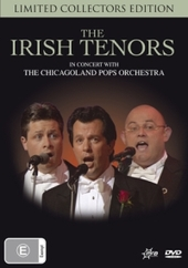 Irish Tenors, The - In Concert With The Chicagoland Pops Orchestra: Limited Edition (DVD/CD) on