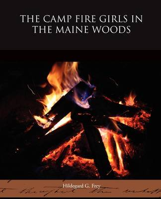 The Camp Fire Girls in the Maine Woods by Hildegarde Gertrude Frey image