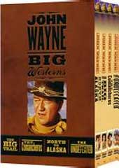 The John Wayne Collection on DVD