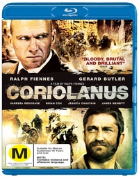 Coriolanus on Blu-ray