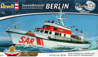 Revell DGz RS Berlin 25TH Anniversary 1/72 Model Kit