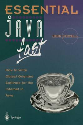 Essential Java Fast by John R. Cowell image