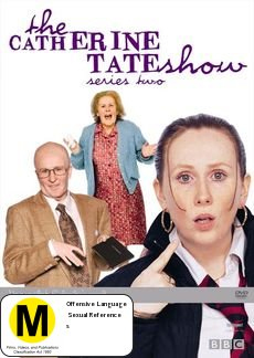The Catherine Tate Show - Season 2 (2 Disc Set) on DVD
