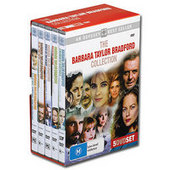 Barbara Taylor Bradford Collection (5 Disc) on DVD