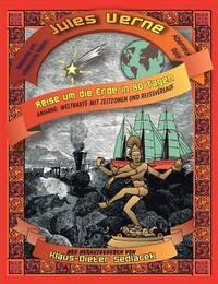 Reise Um Die Erde in 80 Tagen by Jules Verne image